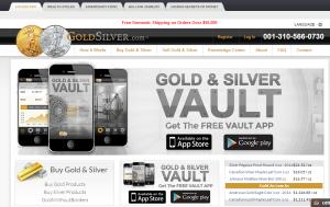 goldsilver.com review